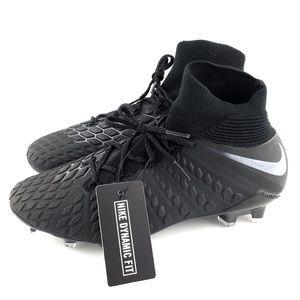 Nike Hypervenom Elite 3 Cleats Size 6.5 M 8 W NWOB